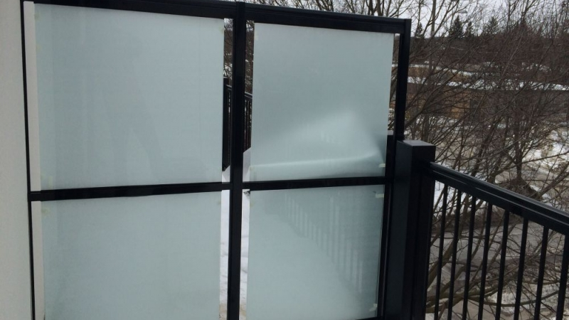 Aluminum Privacy Screens 4